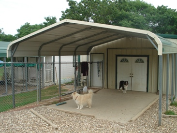 Buy Outdoor Dog Kennel Large Tall Chain Link Fence Pet Enclosure Run House  x at online store