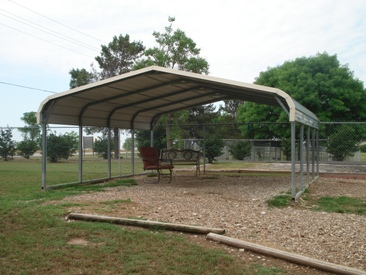 Two 18u0027x21u0027 canopies provide shade and protection from the elements. & Lg Dogs - The Four Paws Resort: Dog Boarding Kennel in McKinney TX
